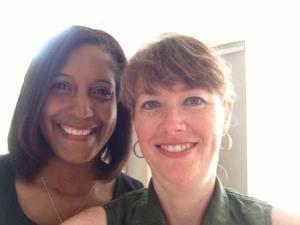 Jeannine Murray & Julia Whitehead