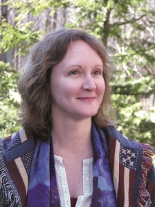 "Diana J. Ensign, Author of ""Traveling Spirit"""