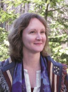 "Diana J. Ensign, Author of ""Traveling Spirit"""
