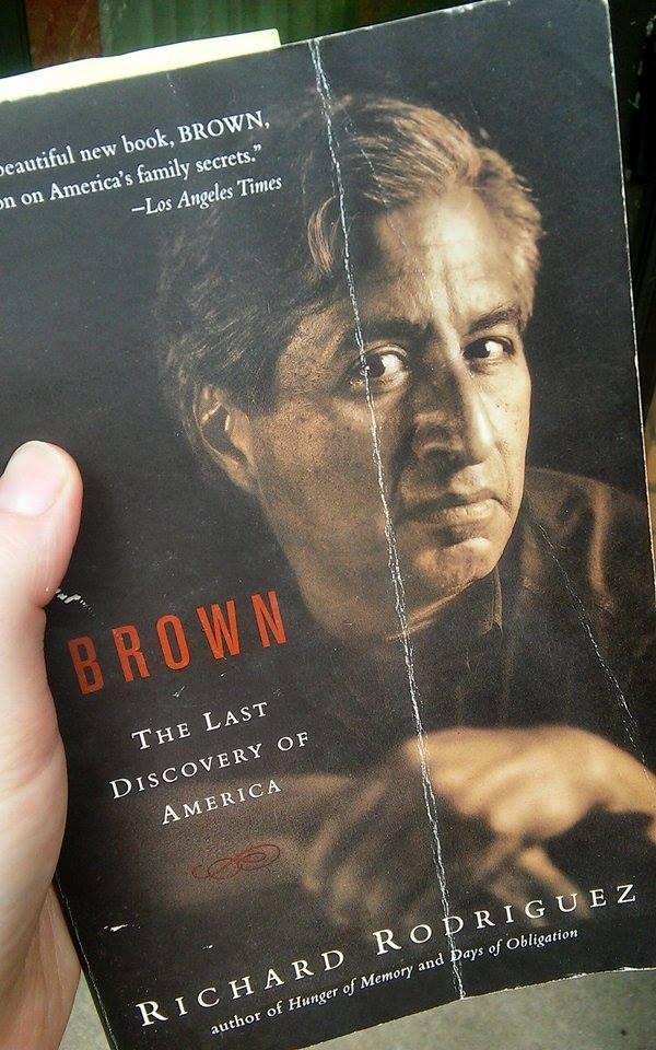brown the last discovery of america essay His love of the brown the last discovery of america forest and everything that lives there runs deep in him brown of america take pollution water essay it.