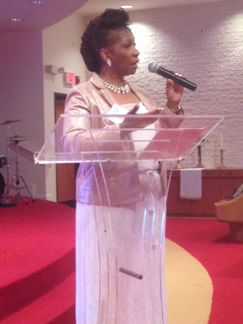Bishop Gwendolyn Phillips Coates is the author of Waiting for my Lunch Date: A Journey Through Grief and a Path to Joy and pastor of God Answers Prayers Ministries in South Los Angeles.